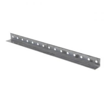 Cheap Price Perforated Holes 38*38mm Equal Unequal powder coated Slotted Angle Steel Bars