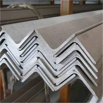 Hot-rolled structural iron angle bar ms steel angle section angle steel