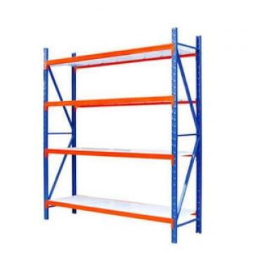 Commercial space saving factory price metal drive in pallet racking