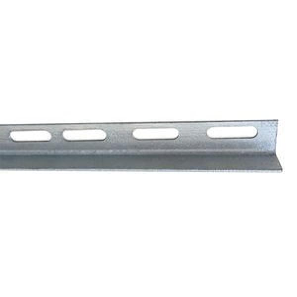 Hot Sale!Factory supply punched holes equal and unequal galvanized perforated iron Slotted Angle Steel Bars for racking shelf #2 image
