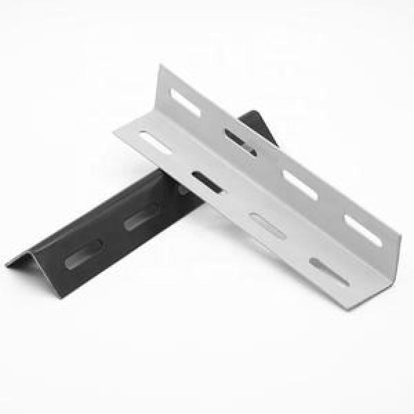 Huanding Hot Sell Customized C Channel Accessories 2 Hole 45 Connector Bracket Angle Fitting #1 image