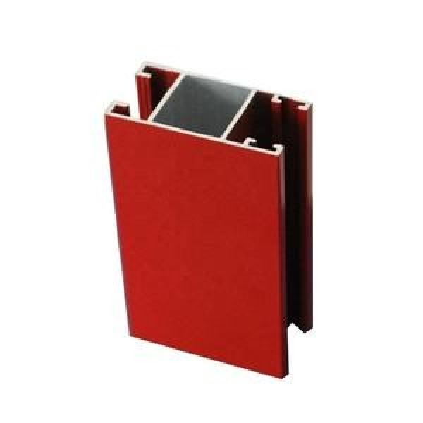 2020 3030 4040 5050 8080 Anodized T Slot Extruded Aluminum Alloy Frame Industrial Profile #2 image