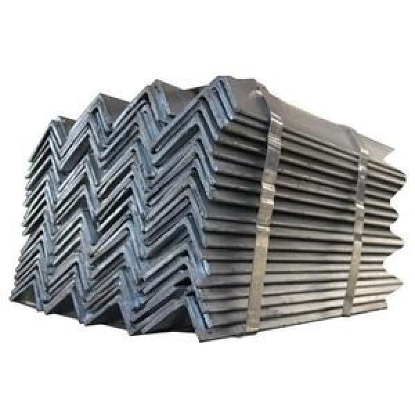 Angel Iron/ Hot Rolled Angel Steel/ Ms Angles L Profile Hot Rolled Equal Or Unequal Steel Angles Steel Price #1 image