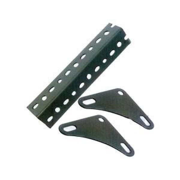 Direct Factory Customized Metal Stamping Bracket/Steel Slotted Angle Bracket #2 image