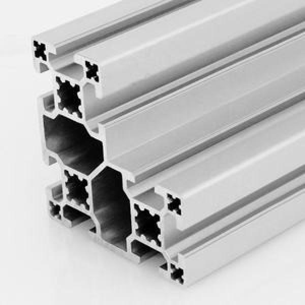 2020 3030 4040 5050 8080 Anodized T Slot Extruded Aluminum Alloy Frame Industrial Profile #3 image