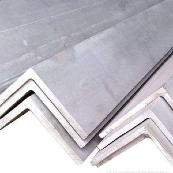 EN S235JR Perforated Galvanized Slotted Steel Angle #1 image