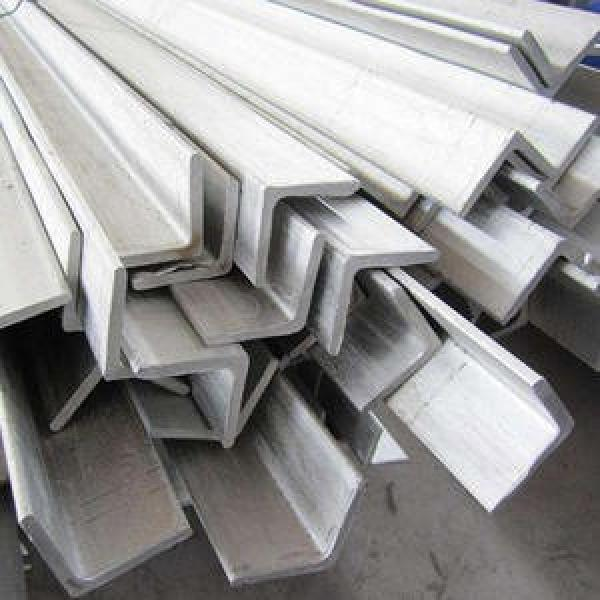 Galvanized V shaped equal types of stainless mild steel slotted angle steel iron bar prices with standard sizes and weights #2 image