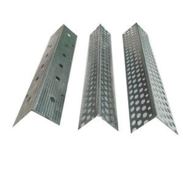 Perforated wall angle for drywall partition/ceiling system #2 image