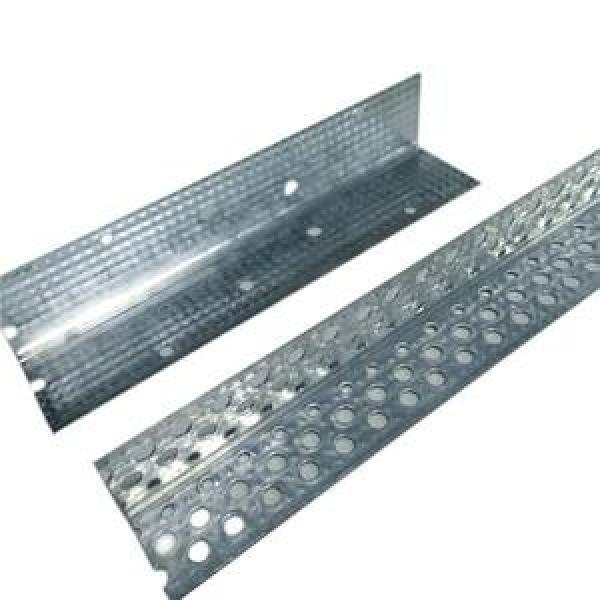 Perforated wall angle for drywall partition/ceiling system #3 image