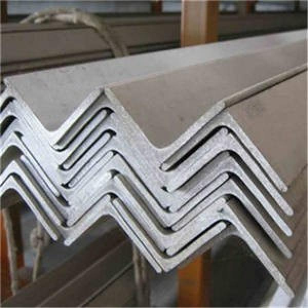 Low price ASTM BS Equal Unequal angle bar price Steel angle Iron #1 image