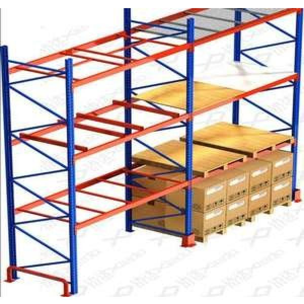 Commercial space saving factory price metal drive in pallet racking #3 image